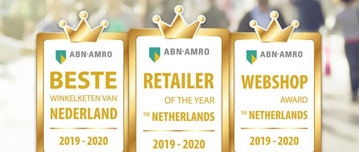 ABN AMRO Webshop Award voor kleertjes.com en Welkoop